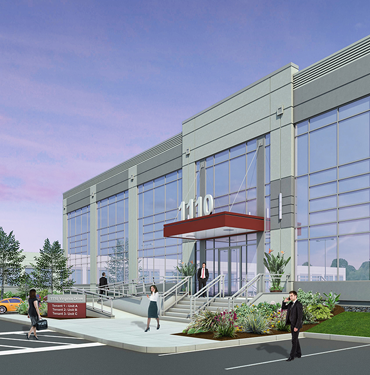 1100 Virginia Drive Expansion