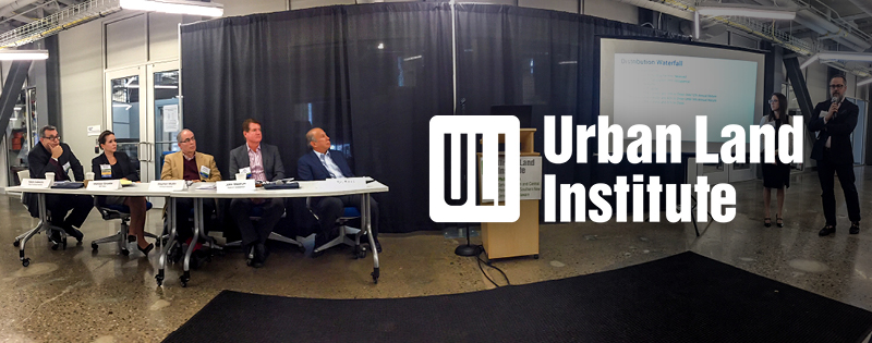 ULI Philadelphia Held Its Second Annual Shark Tank A Jaw Dropping Event At The Pennovation Center On Campus Of University Pennsylvania